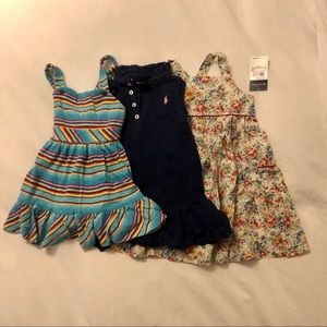 Bundle of Ralph Lauren Dresses